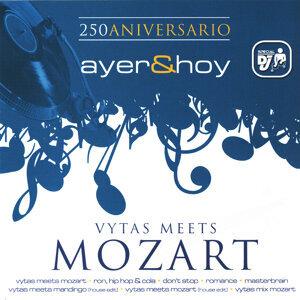 Mozart Ayer Y Hoy Vol. 2. Vytas Meets Mozart (250 Aniversario)