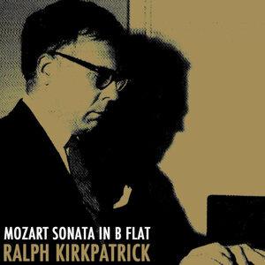 Mozart Sonata In B Flat