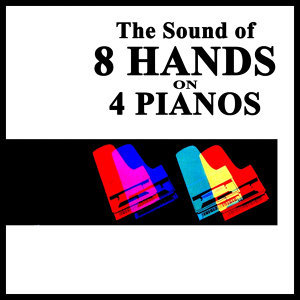 8 Hands On 4 Pianos