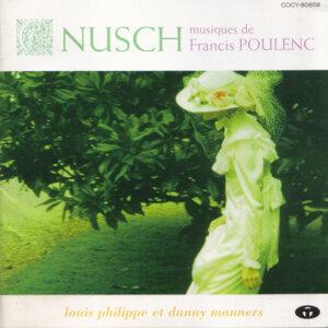 Nusch Musiques De Francis Poulenc