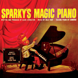 Sparky's Magic Piano & Sparky And The Talking Train