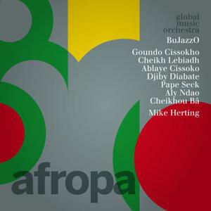 Afropa [feat. BundesJazzorchestra]