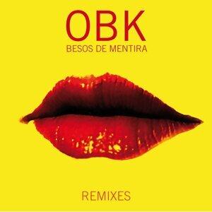 Besos de Mentira - Remixes