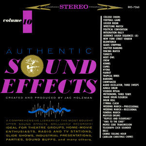 Authentic Sound Effects - Vol. 10