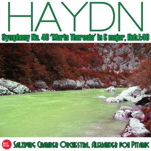Haydn: Symphony No. 48 'Maria Theresia' in C major, Hob.I:48