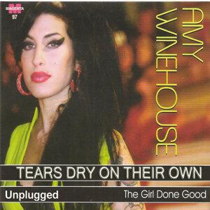Tears dry on their own