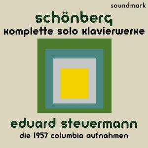 Schönberg: Komplette Solo Klavierwerke - Eduard Steuermann, Die 1957 Columbia Aufnahmen