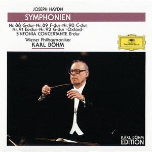 Haydn: Symphonies Nos.88 - 92; Sinfonia concertante, H.I No.105