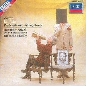 Walton: Façade / Stravinsky: Renard
