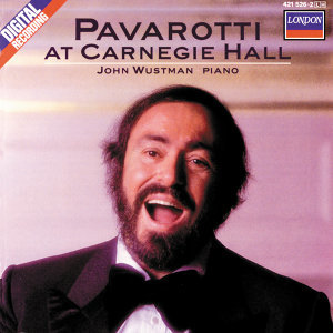 Pavarotti at Carnegie Hall