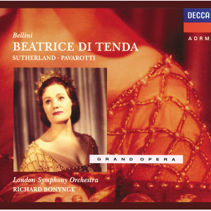 Bellini: Beatrice di Tenda - 3 CDs