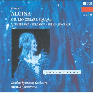Handel: Alcina; Giulio Cesare - 3 CDs