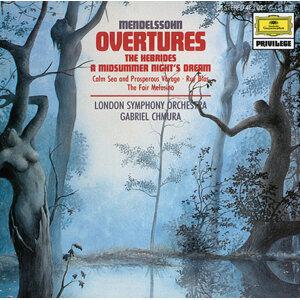Mendelssohn-Bartholdy: Overtures