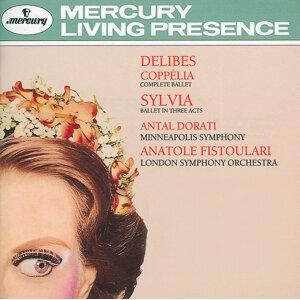 Delibes: Coppélia & Sylvia