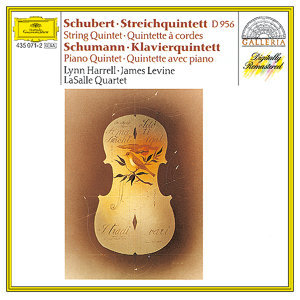 Schubert: String Quintet In C Major D.956 / Schumann: Piano Quintet In E Flat, Op. 44
