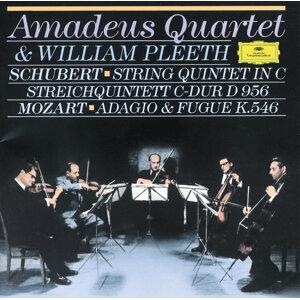 Schubert: String Quintet D 956 / Mozart, W.A.: Adagio & Fugue K.456