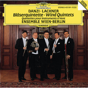 Danzi / Lachner: Wind Quintets
