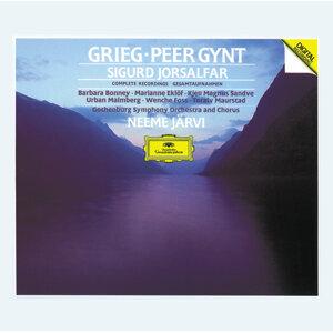 Grieg: Peer Gynt; Sigurd Jorsalfar - 2 CD's