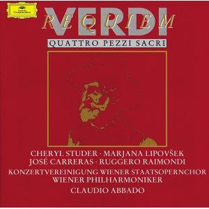 Verdi: Requiem; Quattro pezzi sacri - 2 CDs