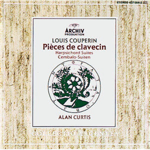Couperin: Harpsichord Suites