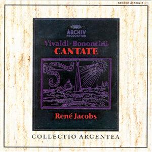 Vivaldi: Cantate Italiane / Bononcini: Cantate Pastorali