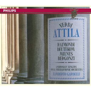Verdi: Attila - 2 CDs