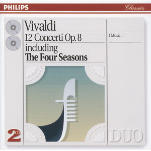 Vivaldi: 12 Concerti Op.8 - 2 CDs