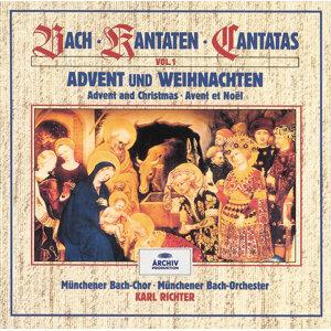Bach, J.S.: Advent and Christmas (Vol. 1) - 4 CD's