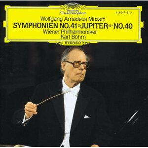 "Mozart: Symphonies No.41 ""Jupiter"" & No.40"