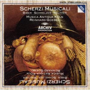 Biber / Schmelzer / Walther: Scherzi Musicali