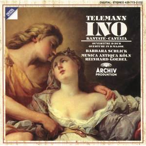 "Telemann: ""Ino""-Cantata; Overture in D major"