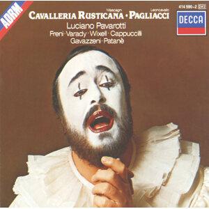 Mascagni: Cavalleria Rusticana/Leoncavallo: Pagliacci - 2CDs