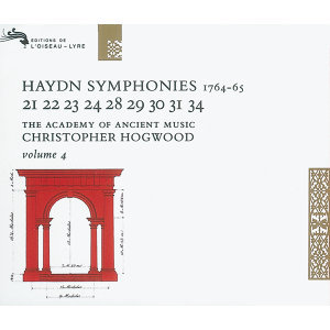 Haydn: Symphonies Vol.4 - 3 CDs
