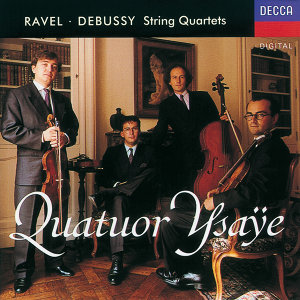 Ravel/Debussy: String Quartets