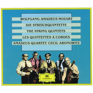 Mozart: The String Quintets - 3 CDs