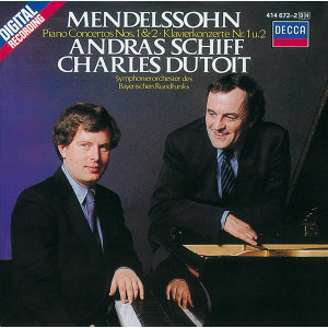 Mendelssohn: Piano Concertos Nos.1 & 2