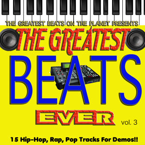 Hot Hip-Hop, Rap, Pop Tracks, Beats and Instrumentals Royalty Free for Demos Vol. 3