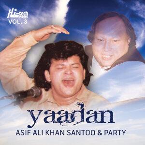 Yaadan Vol. 3 - Qawwalies
