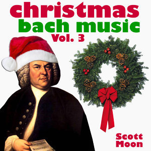 Christmas Bach Music Volume 3