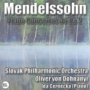 Mendelssohn: Piano Concertos No.1 & 2