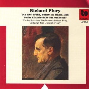 Richard Flury: Die alte Truhe, Sechs Einzelstücke, für Orchester