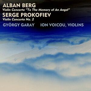 Berg / Prokofiev Concertos For Violin & Orchestra