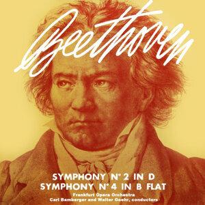 Beethoven Symphony No 2 & 4