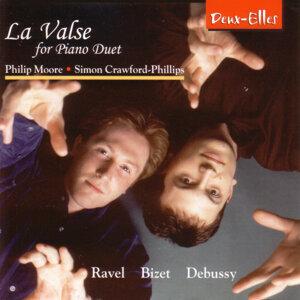 Ravel / Bizet / Debussy: La Valse - for Piano Duet