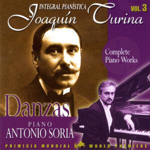 Joaquin Turina Complete Works Vol. 3 Danzas