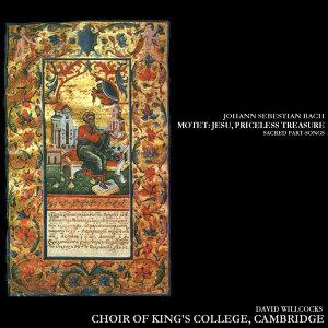 Bach: Motet; Jesu, Priceless Treasure, Sacred Part-Songs