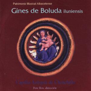Boluda: Jesu corona, Sanctorum meritis, Misa de Feria, et al.