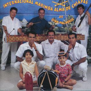 Marimba Alma de Chiapas de Juan Palacios