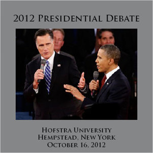 2012 Presidential Debate #2 - October 16, 2012