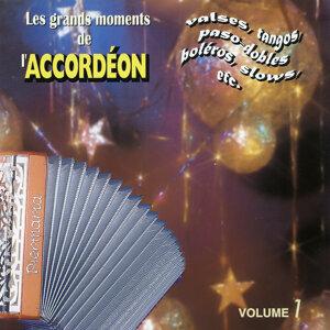 Les Grands Moments De L'accordéon Vol. 1 (Danses Enchaînées)